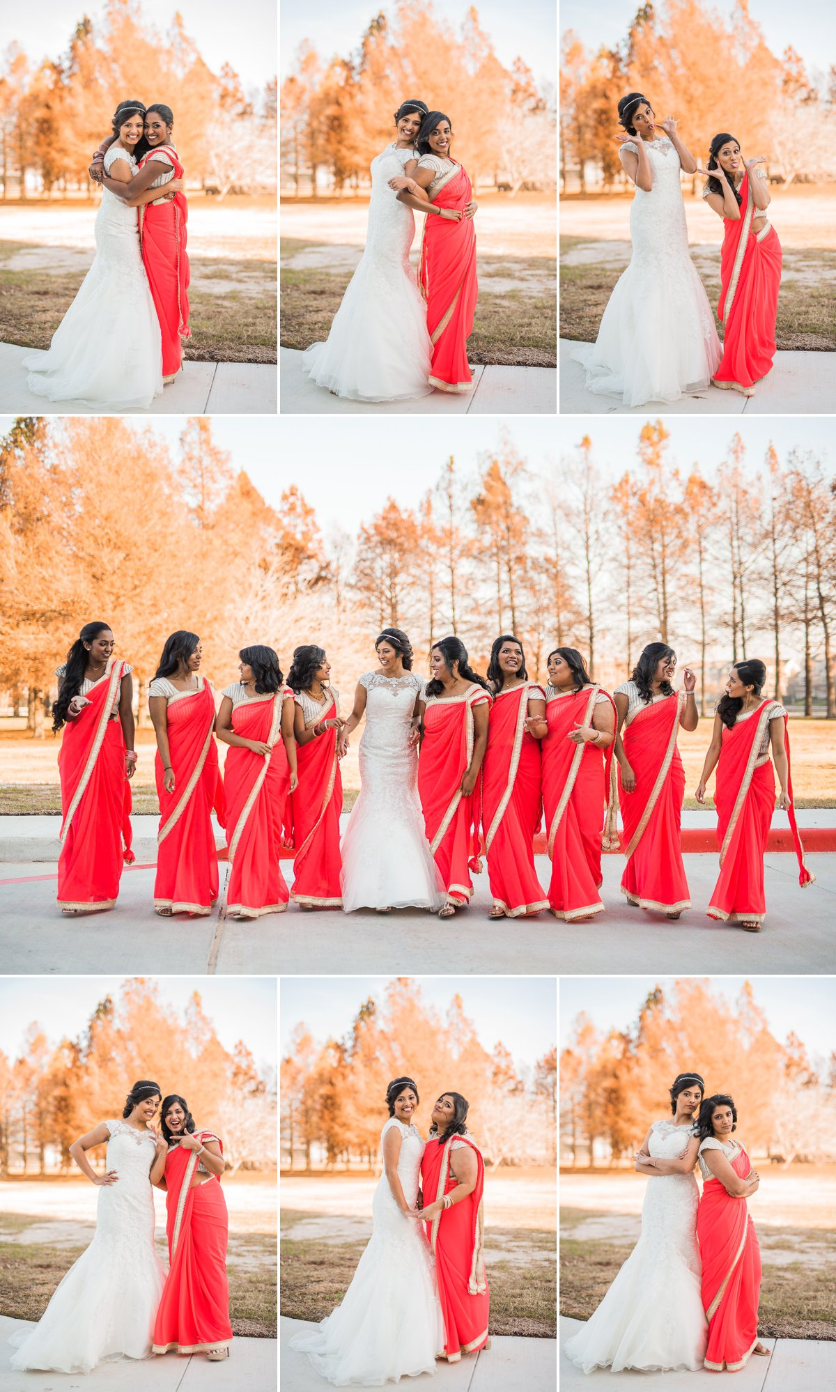 Indian Wedding Photos in Houston by Nate Messarra