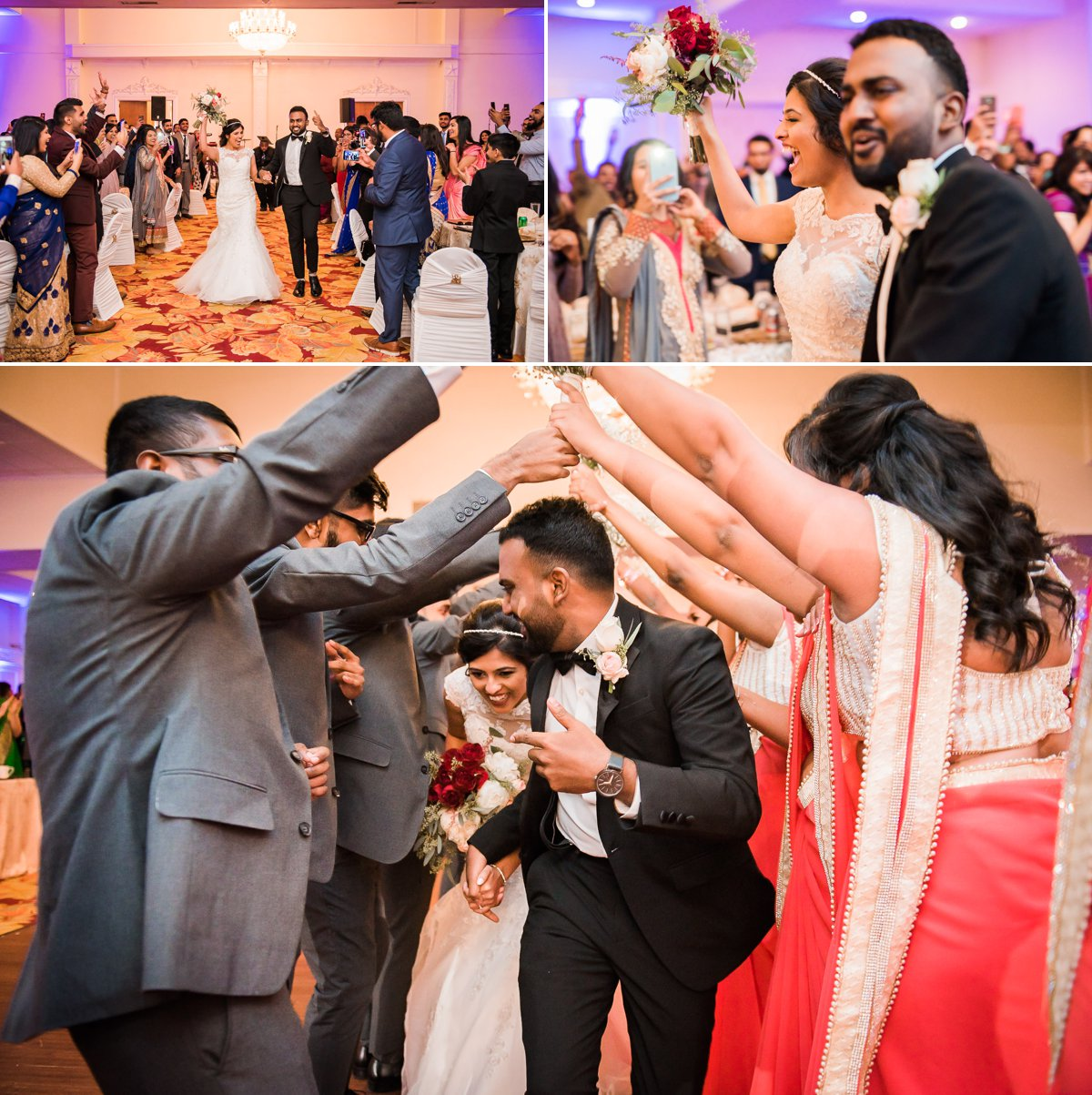 Grace Indian Wedding photo by Nate Messarr