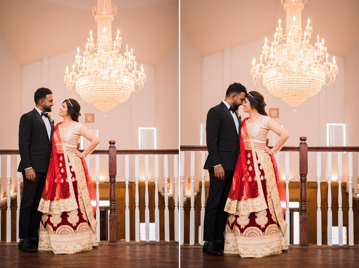 Indian Wedding and Bridal Photos by Nate Messarra