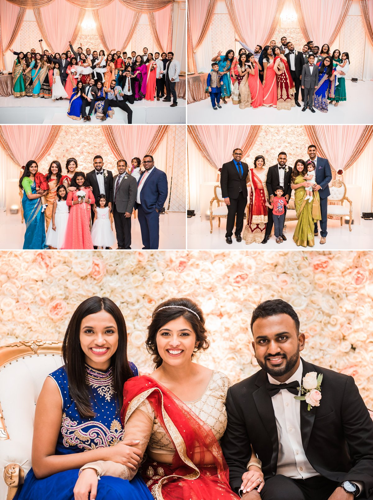 Grace-Allen South Asian Wedding and Bridal Photos by Nate Messarra
