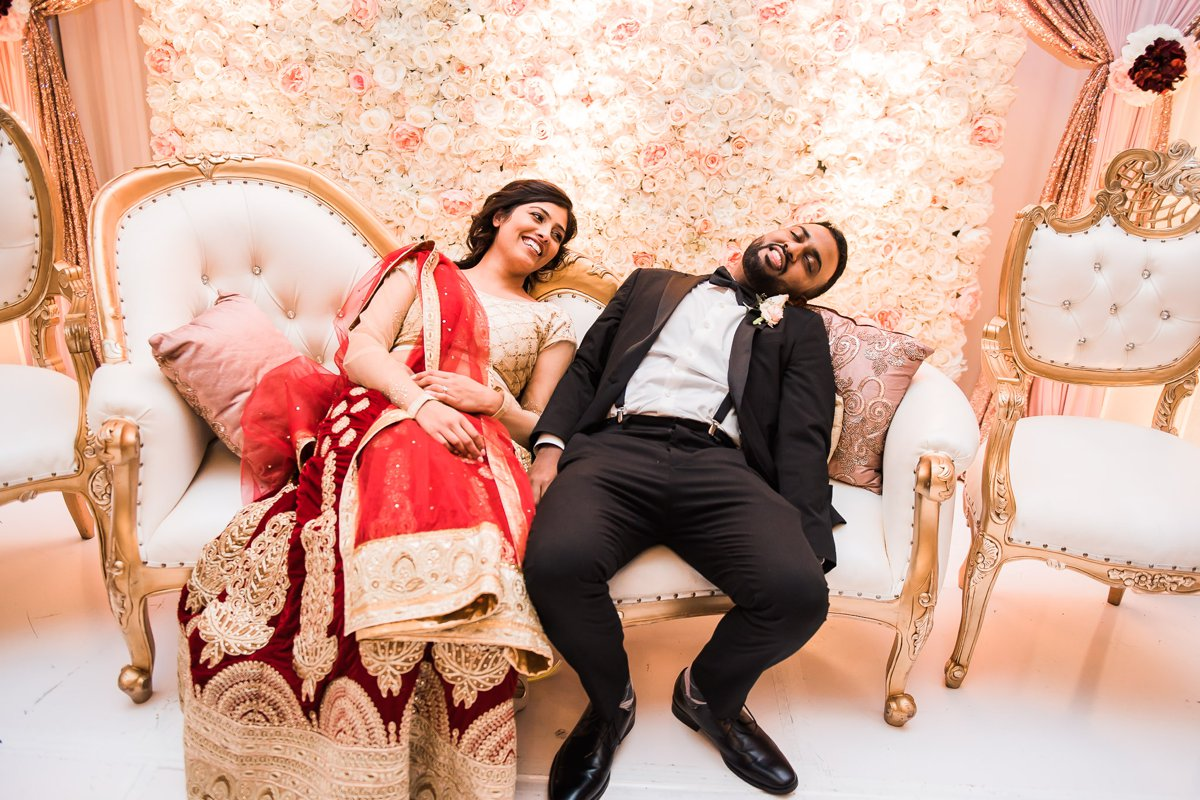Grace-Allen South Asian Indian Wedding and Bridal Photo in Houston by Nate Messarra