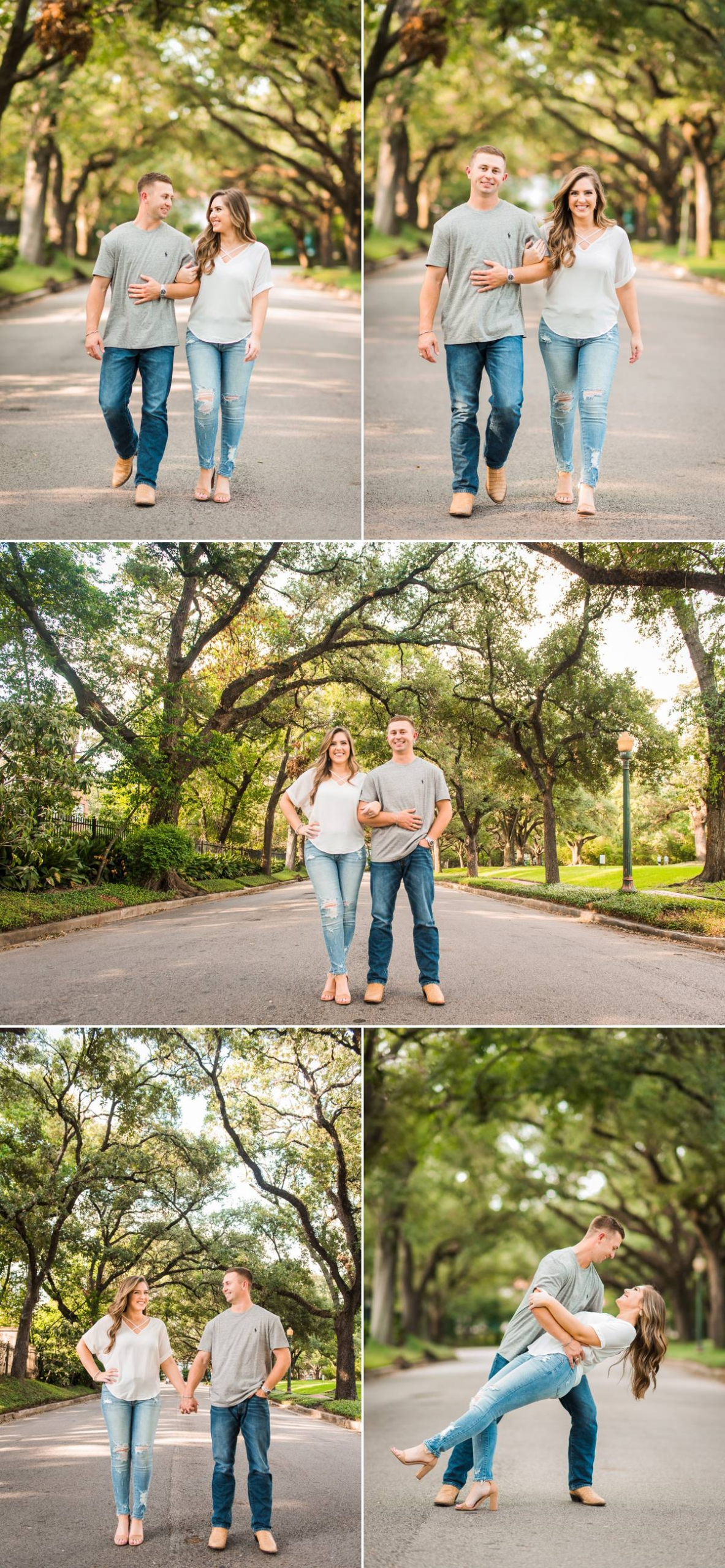Casual, Colorful Engagement | Houston Photographer | Megan & Zach