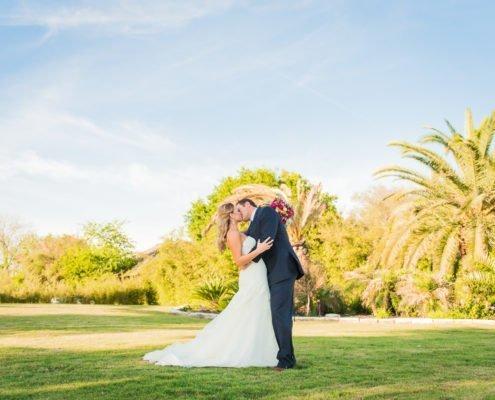 Shaunna & Eric Waters Edge Wedding Photo