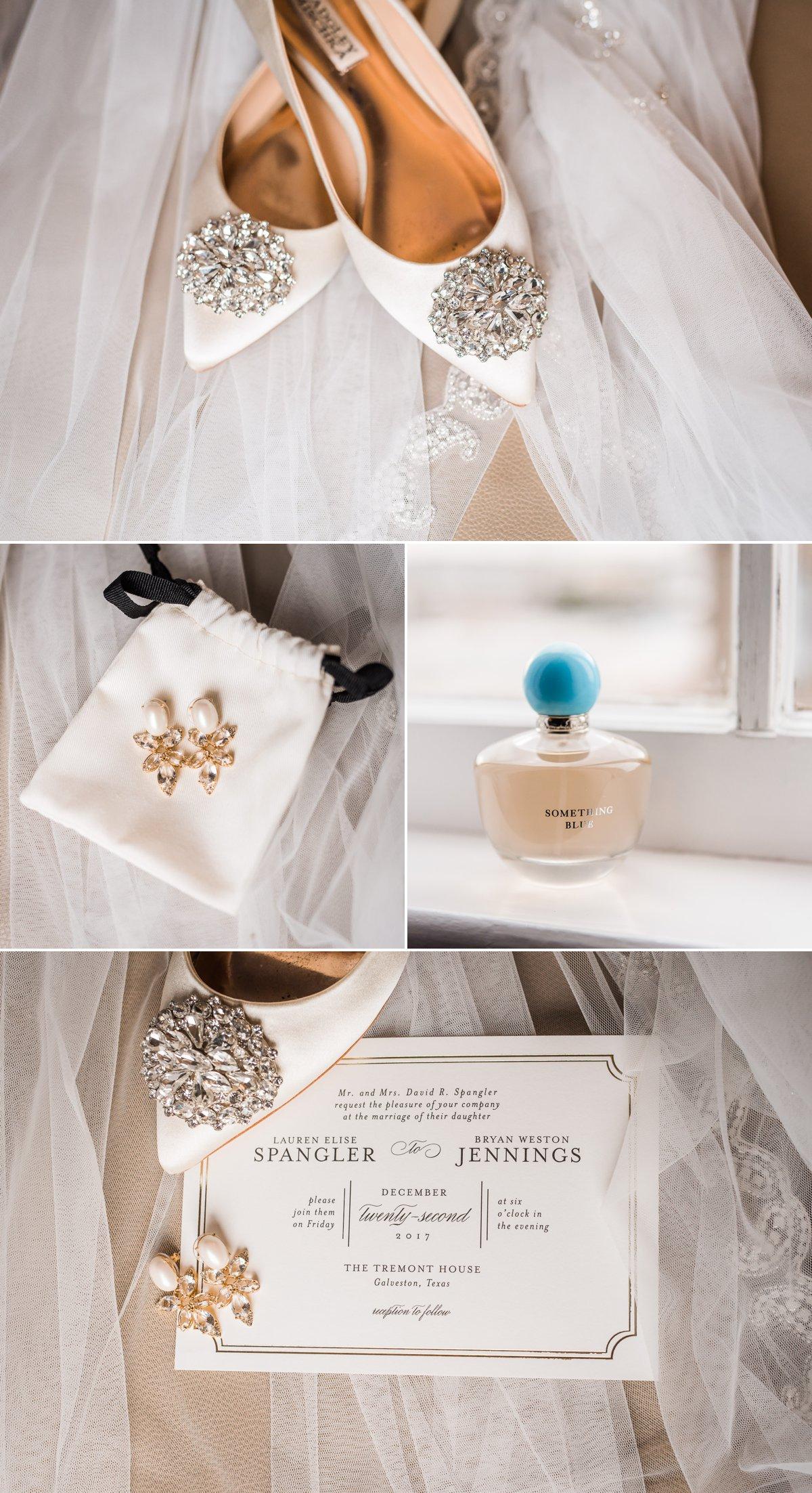 Tremont House Wedding Galveston Wedding Details