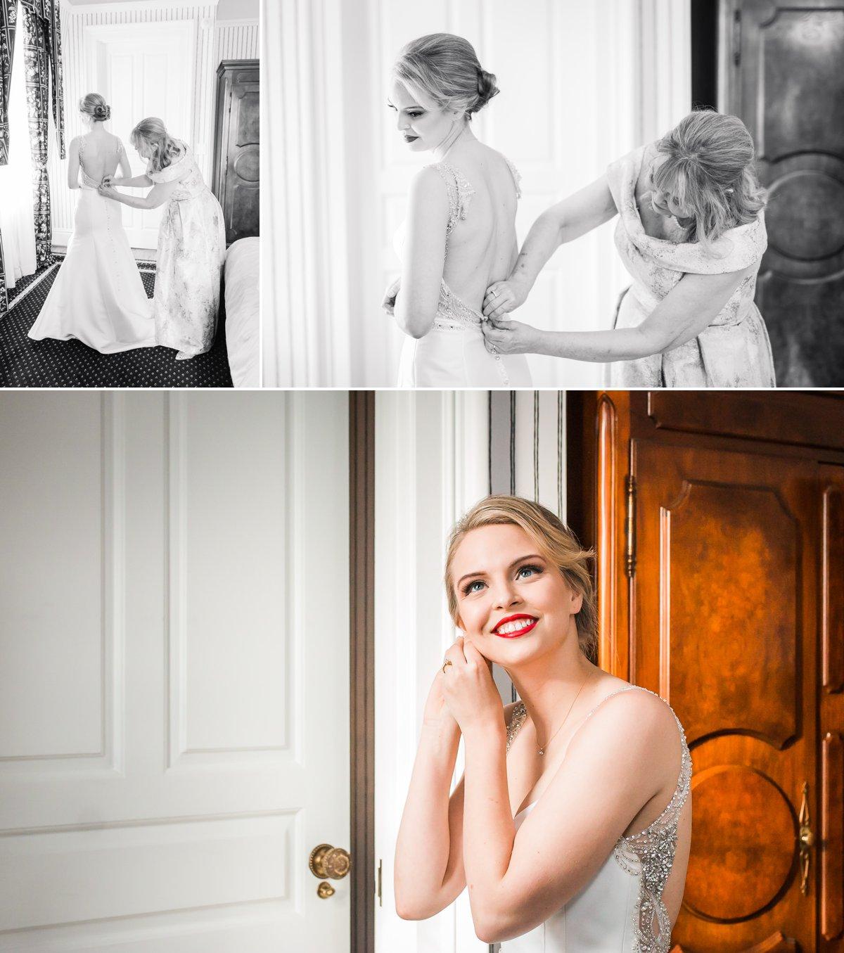 Lauren & Bryan Wedding Photos by Nate Messarra