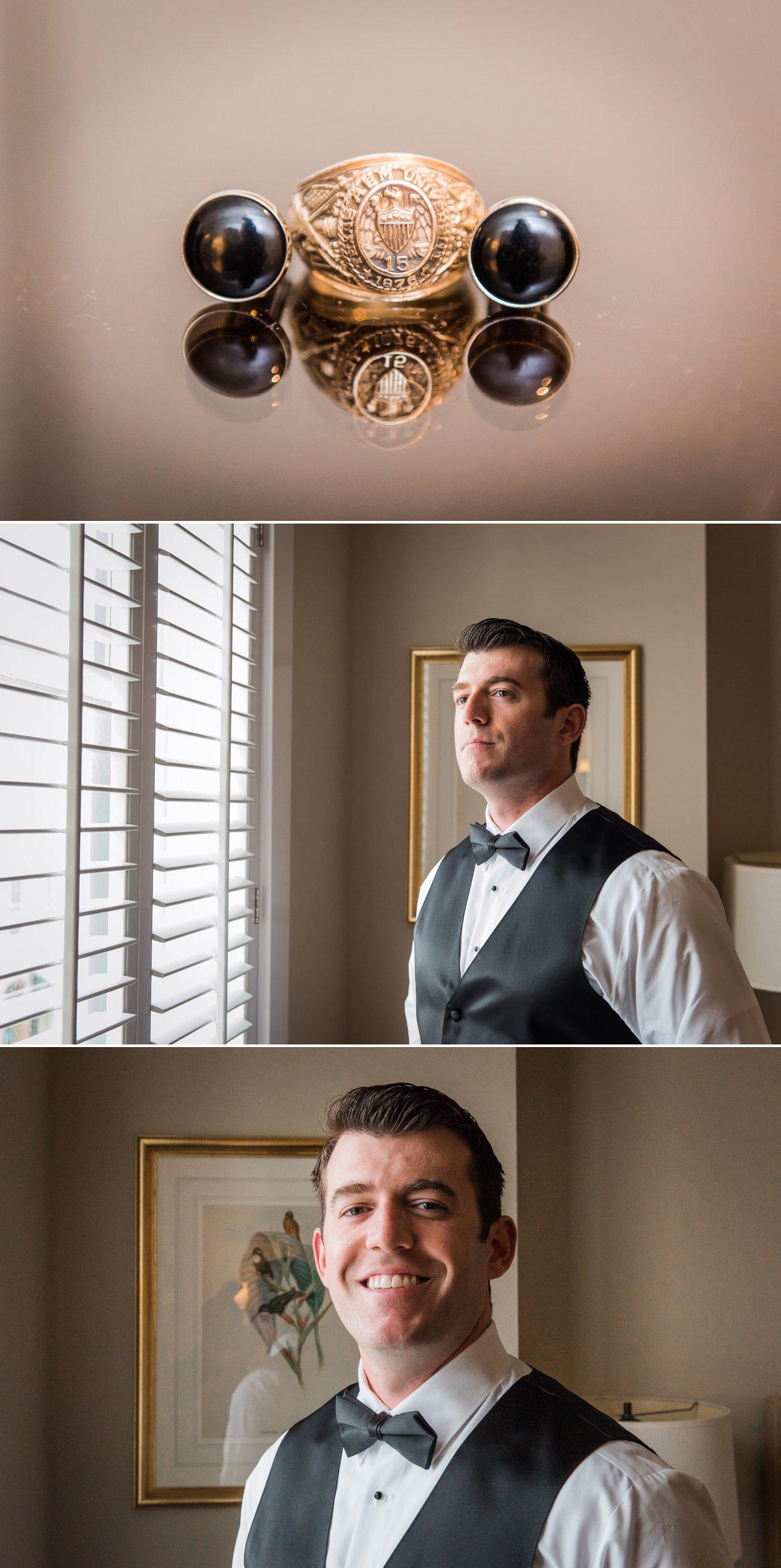 Lauren & Bryan Wedding Photos at Tremont House