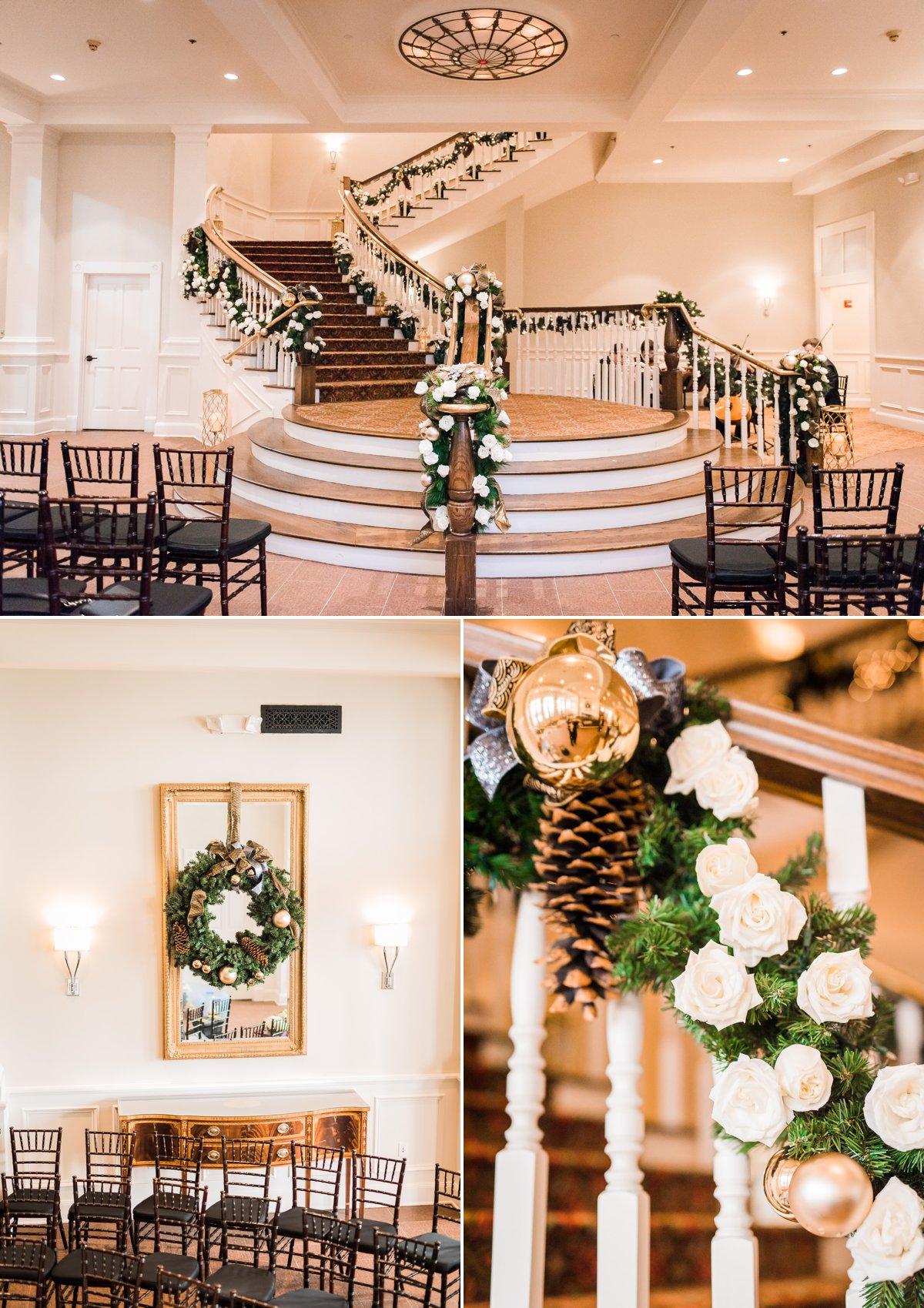Tremont House Wedding Interior Photos