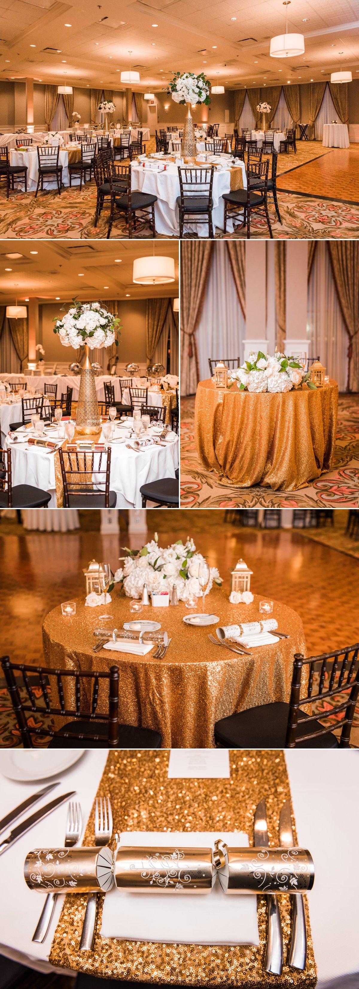 Tremont House Wedding Dinning Hall Photos