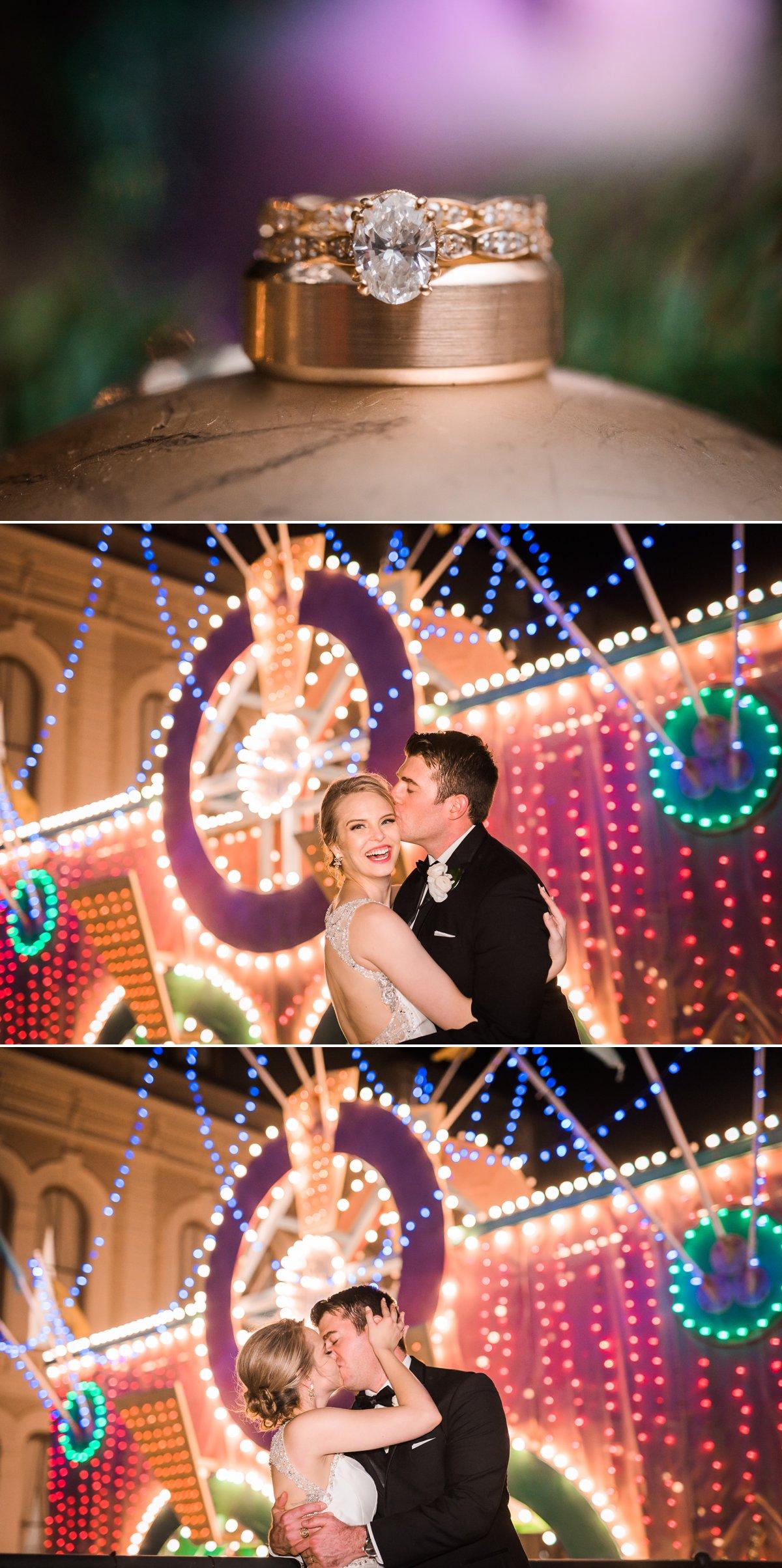 Lauren & Bryan Wedding Night Photos