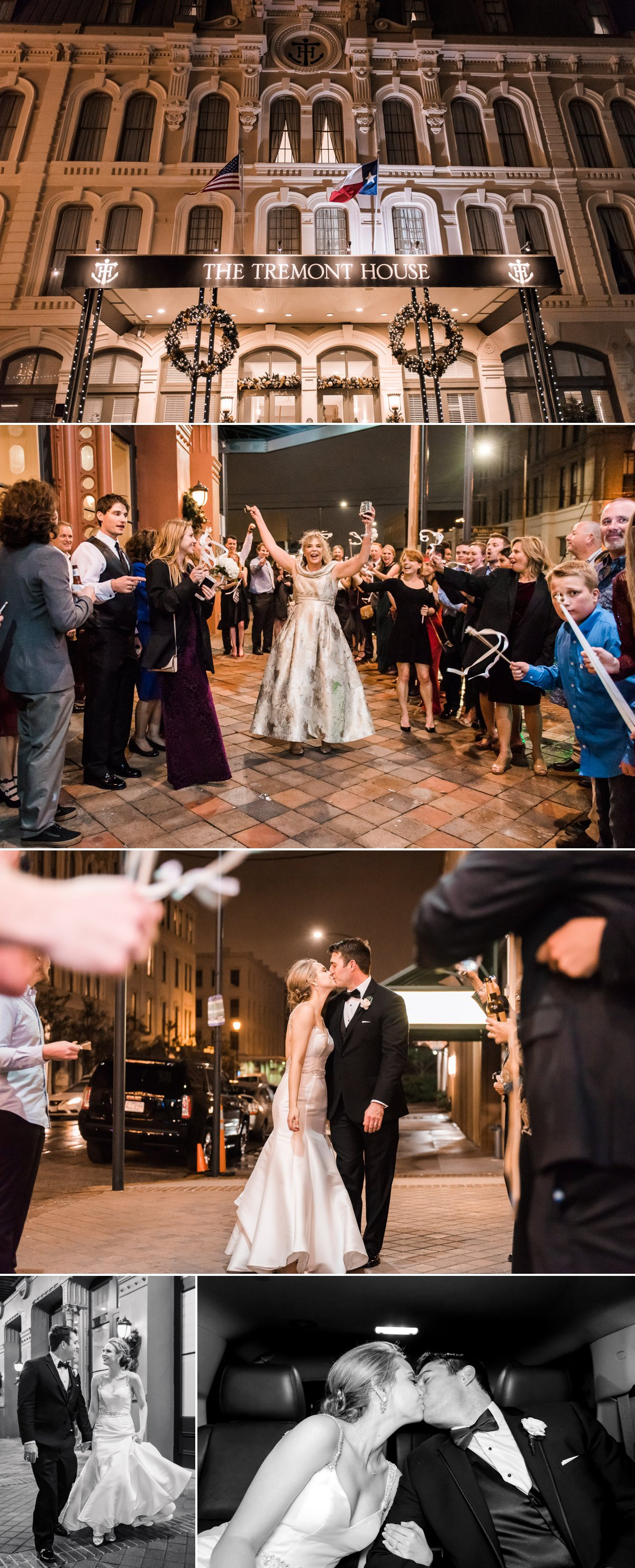 Tremont House Wedding Photos of Lauren & Bryan