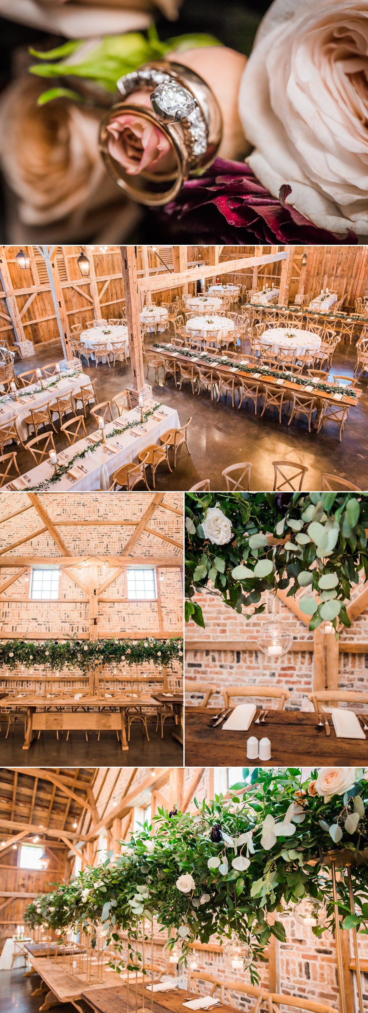 Beckendorff Farms Wedding Party Hall