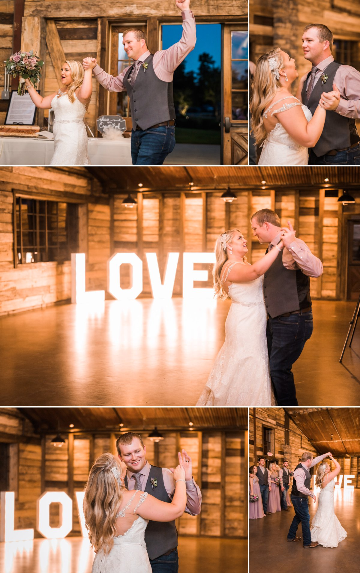 Erin & John Erik Wedding Photos