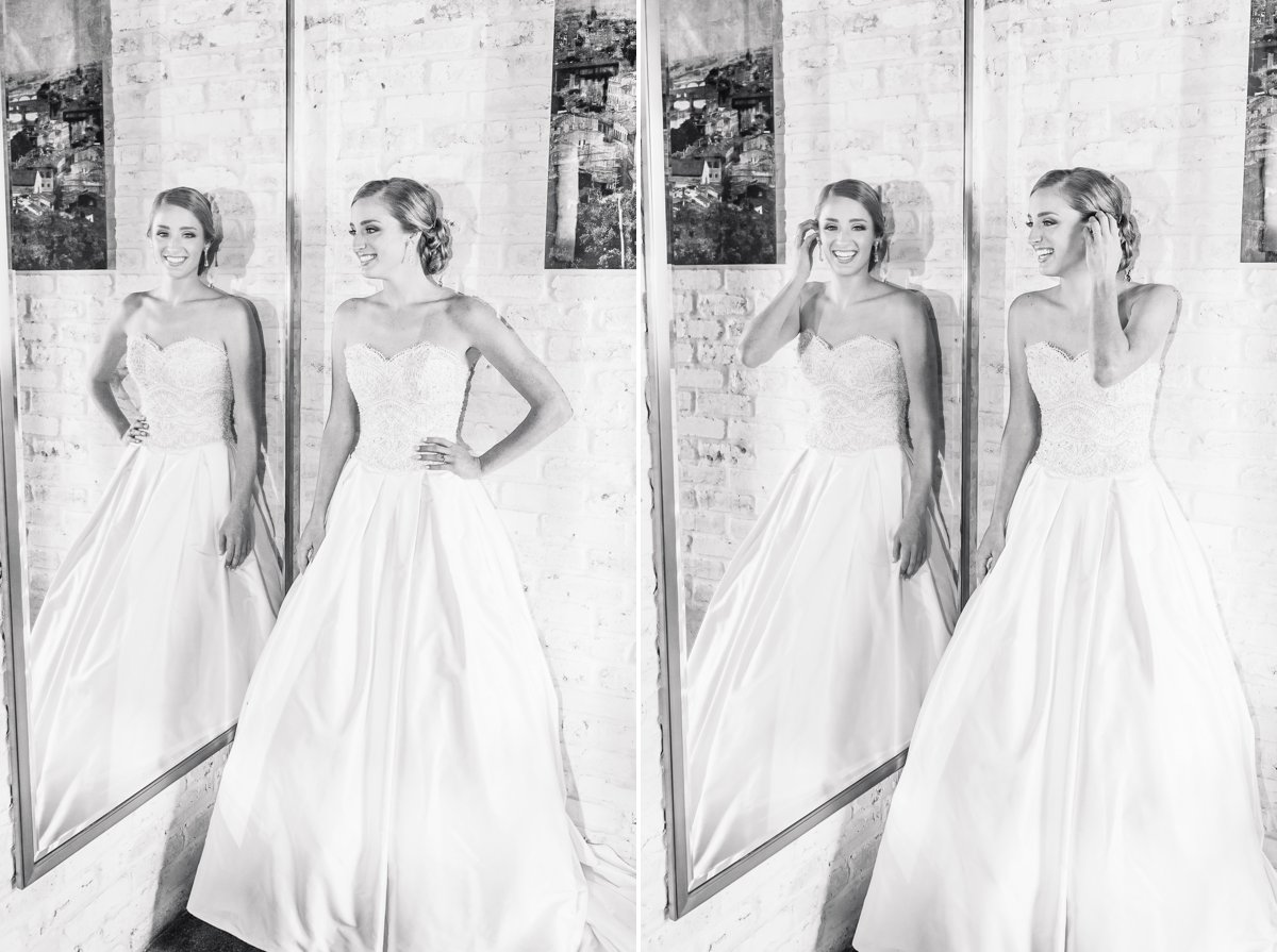 Kathryn Bridal Photo by Nate Messarra
