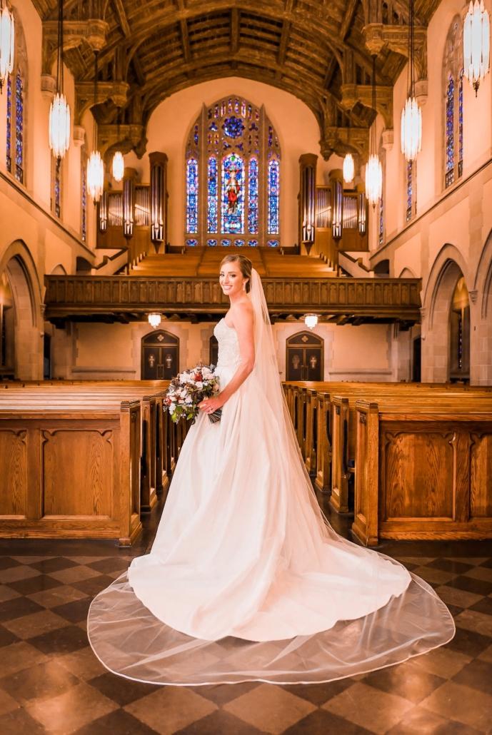 Houston Bridal Portraits of Kathryn
