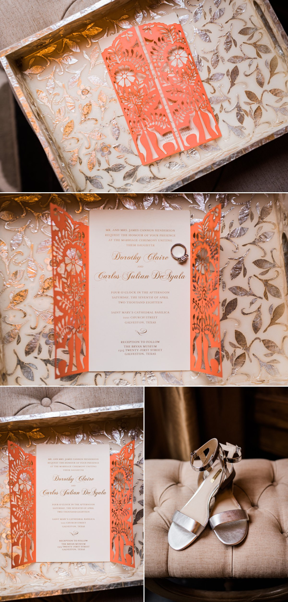 The Bryan Museum Wedding Details