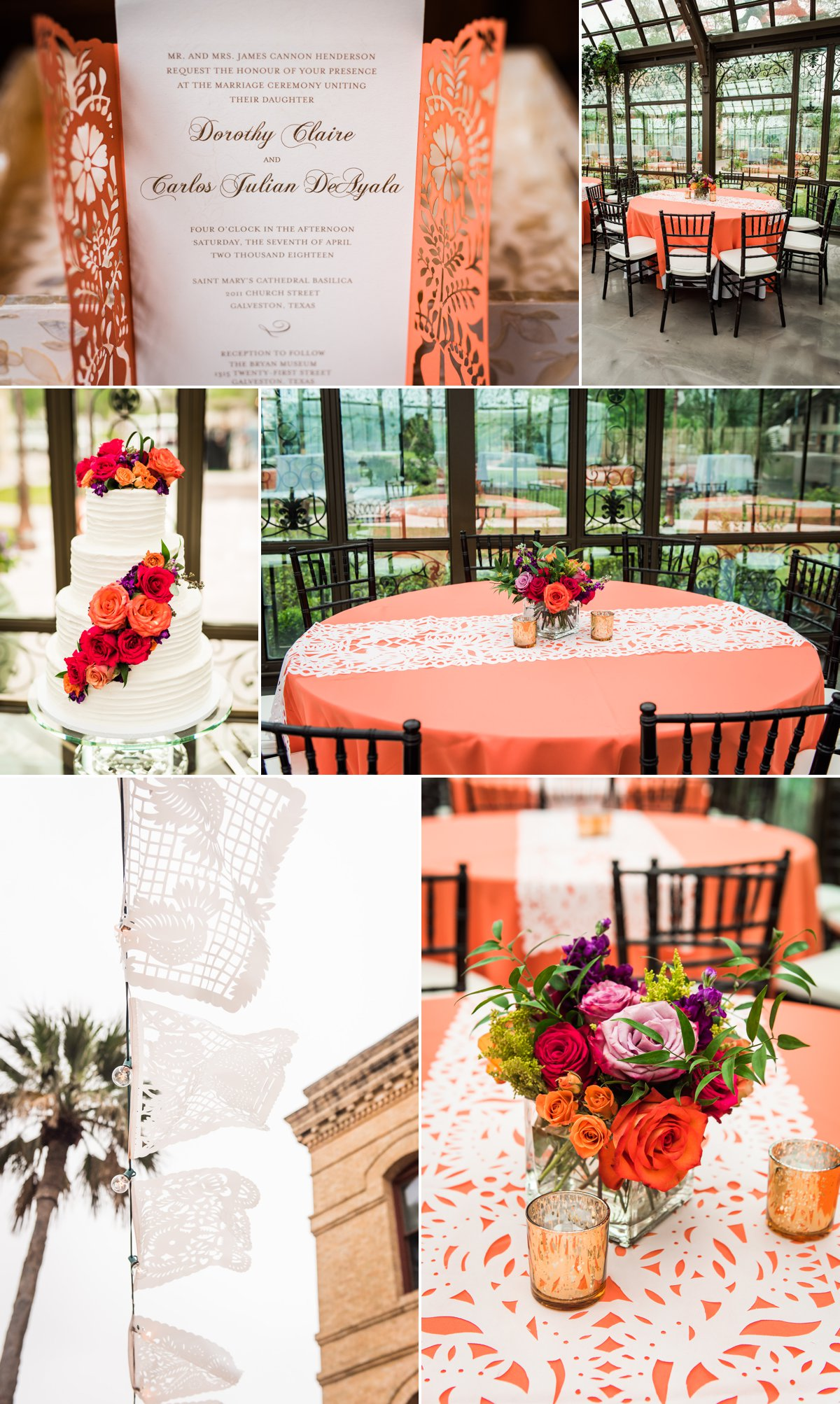 The Bryan Museum Wedding Venue in Galveston