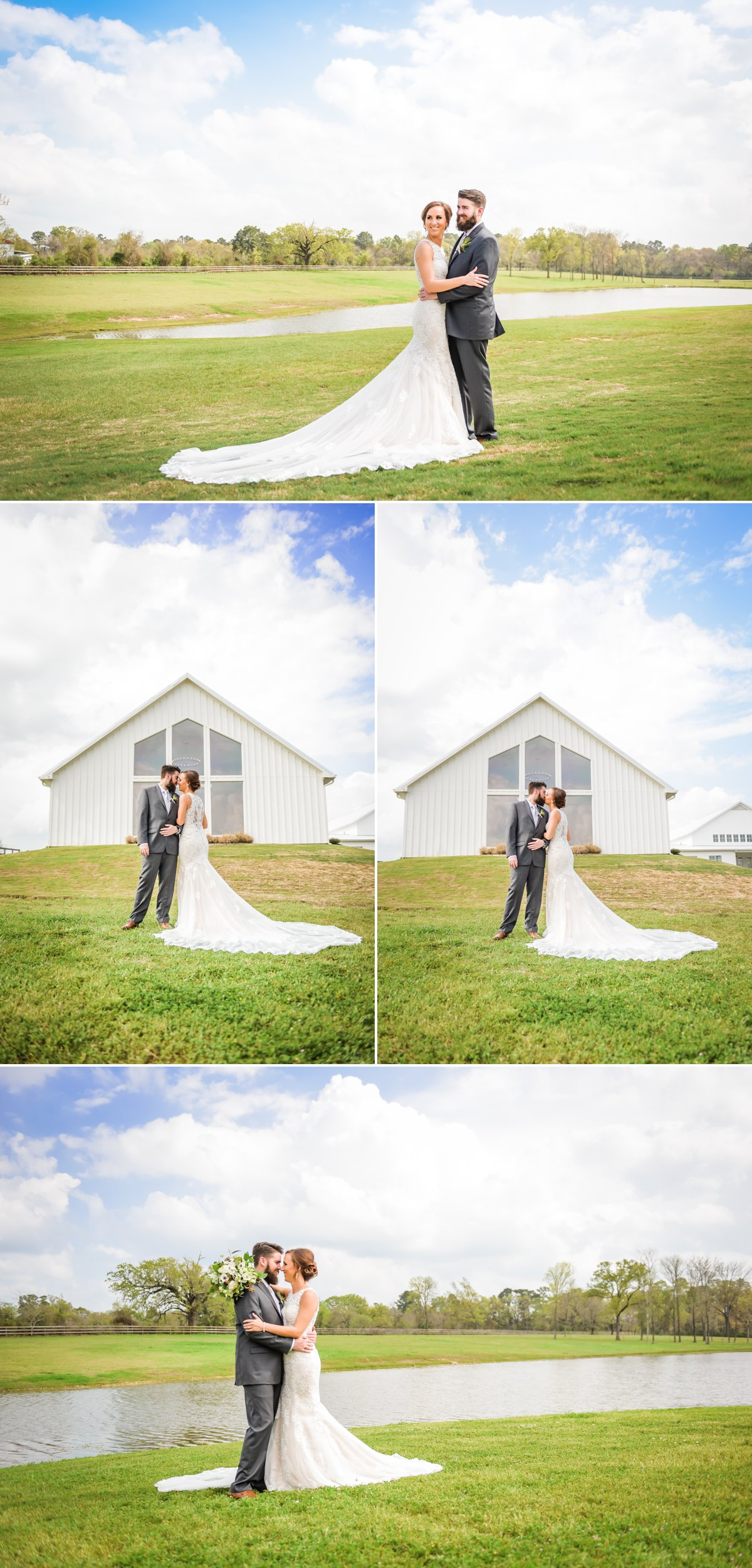 The Farmhouse Wedding Venue by Nate Messarra Photography