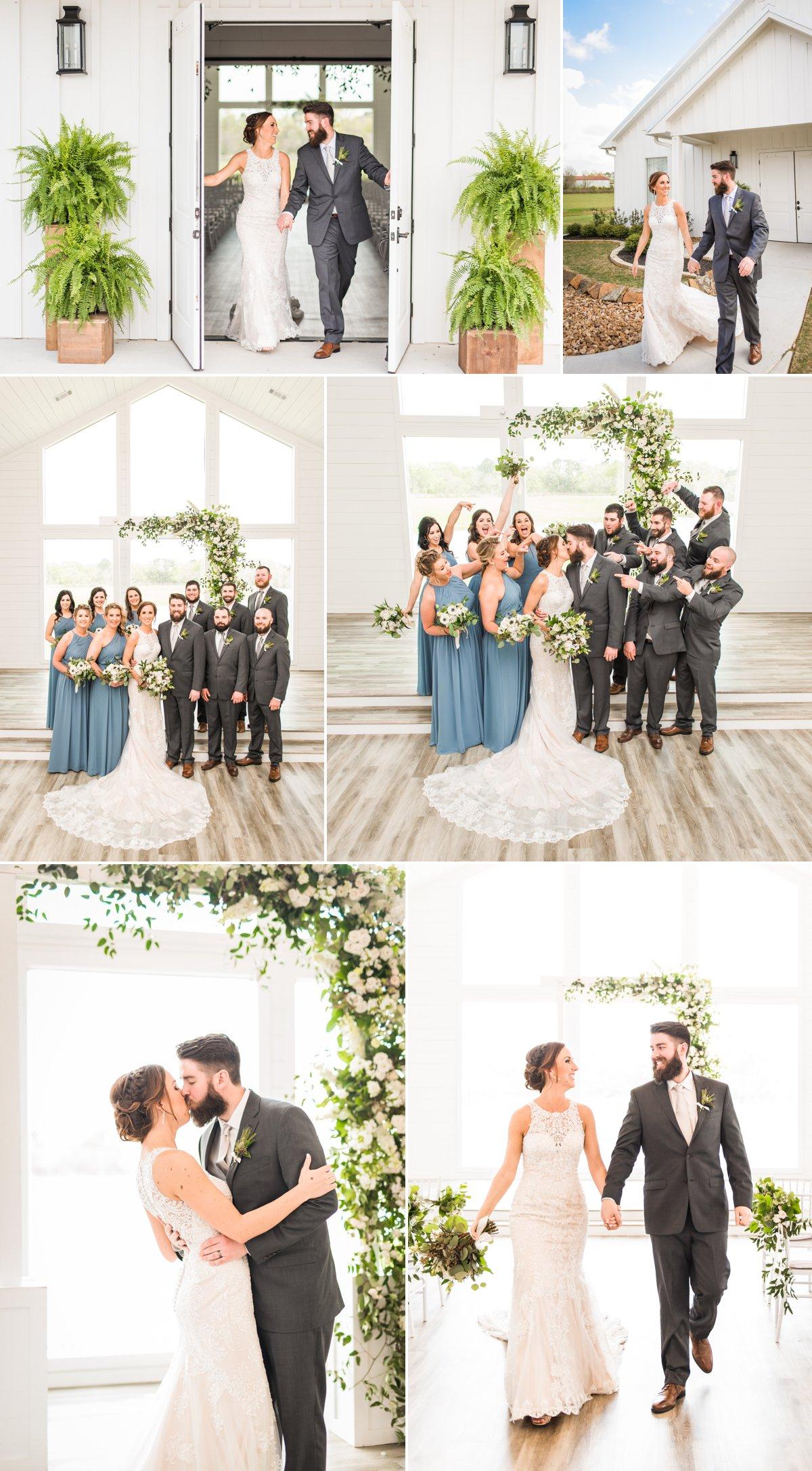 The Farmhouse Wedding Venue Houston