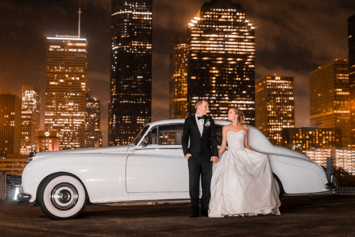 Kathryn & Justin's The Astorian Houston Wedding Venue