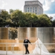Houston City Hall Bride and Groom Houston Club Wedding Reception