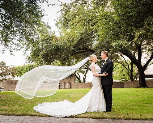 Houston Club Wedding