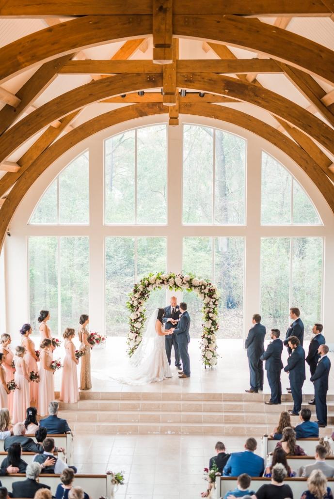 Ashton Gardens North Wedding Ceremomy