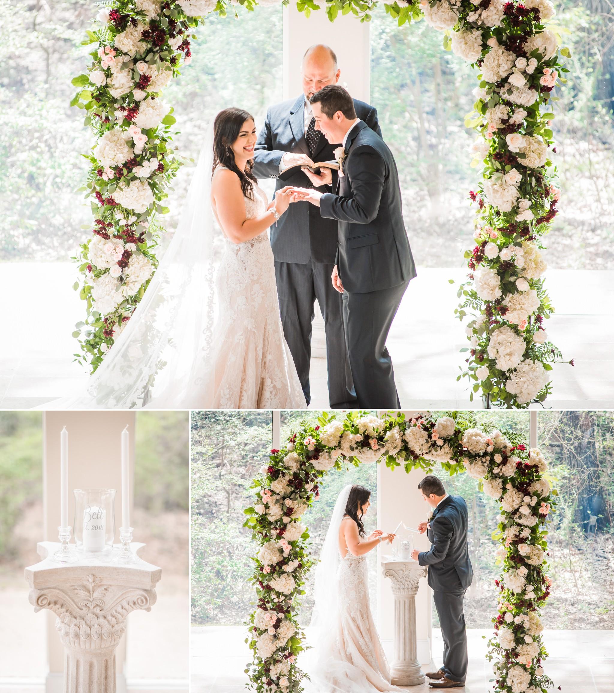 Ashton Gardens North Wedding Ceremony