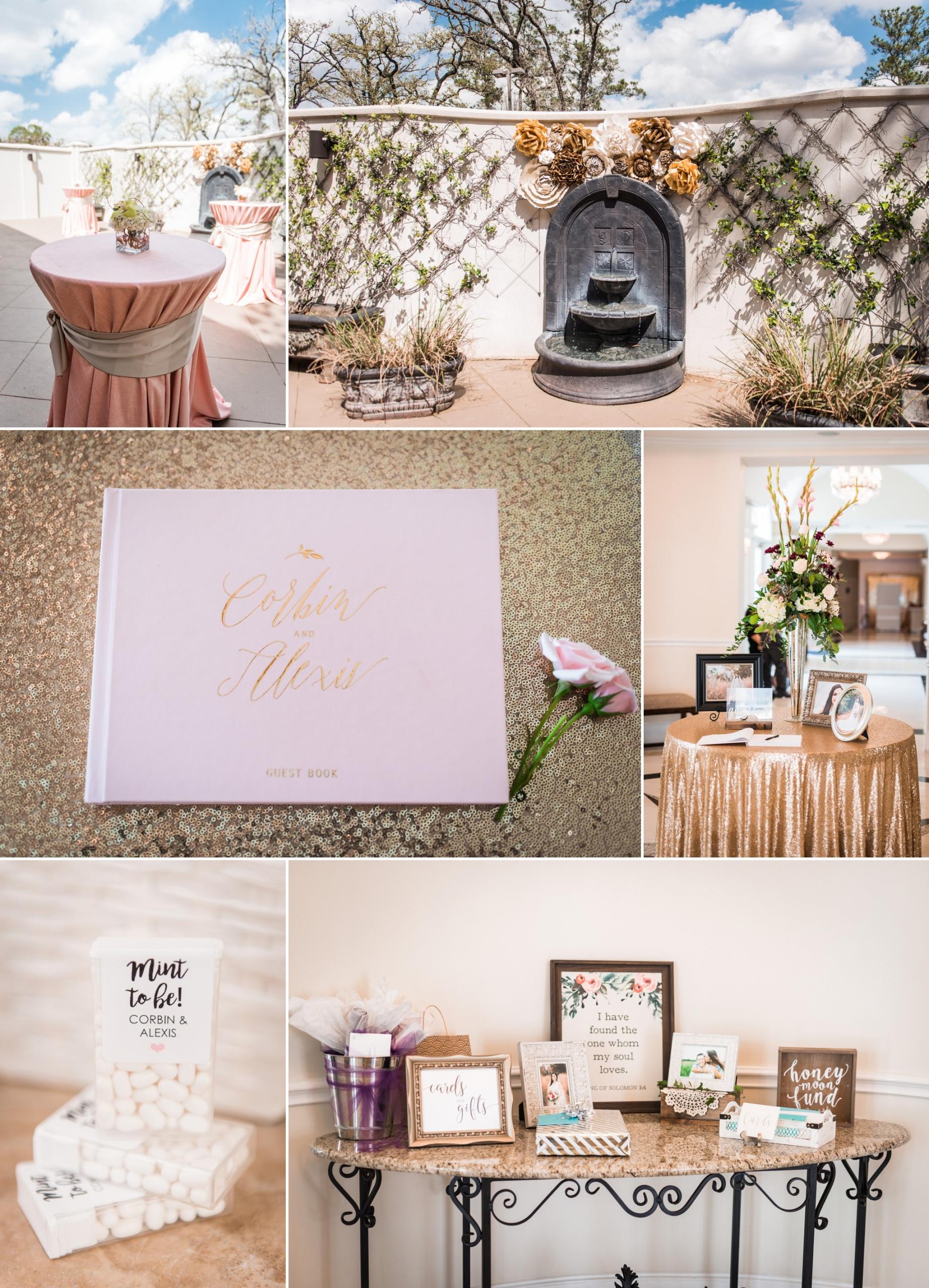 Ashton Gardens North Wedding Reception