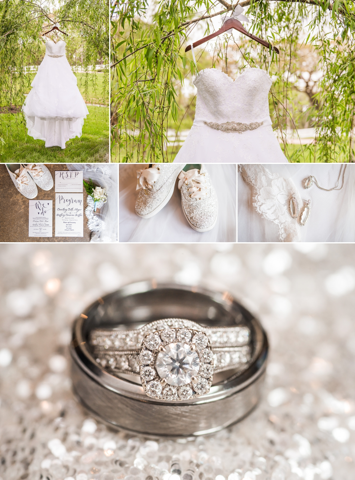 Magnolia Manor Wedding Details