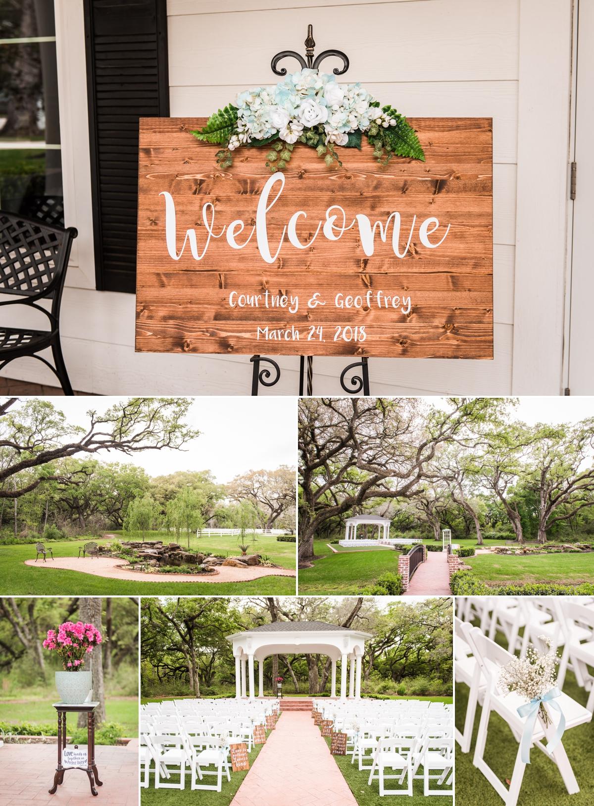 Magnolia Manor Wedding Venue Springs Events