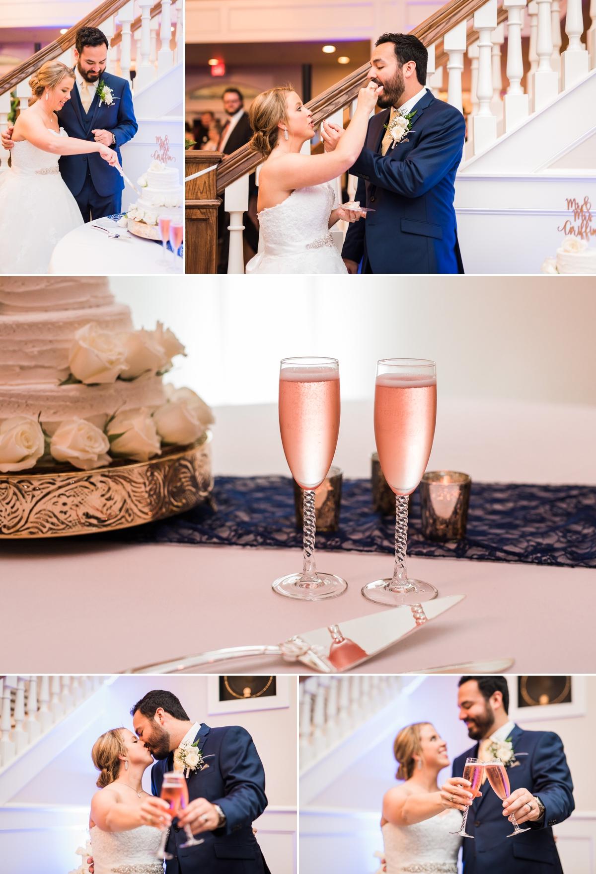 Magnolia Manor Wedding Reception