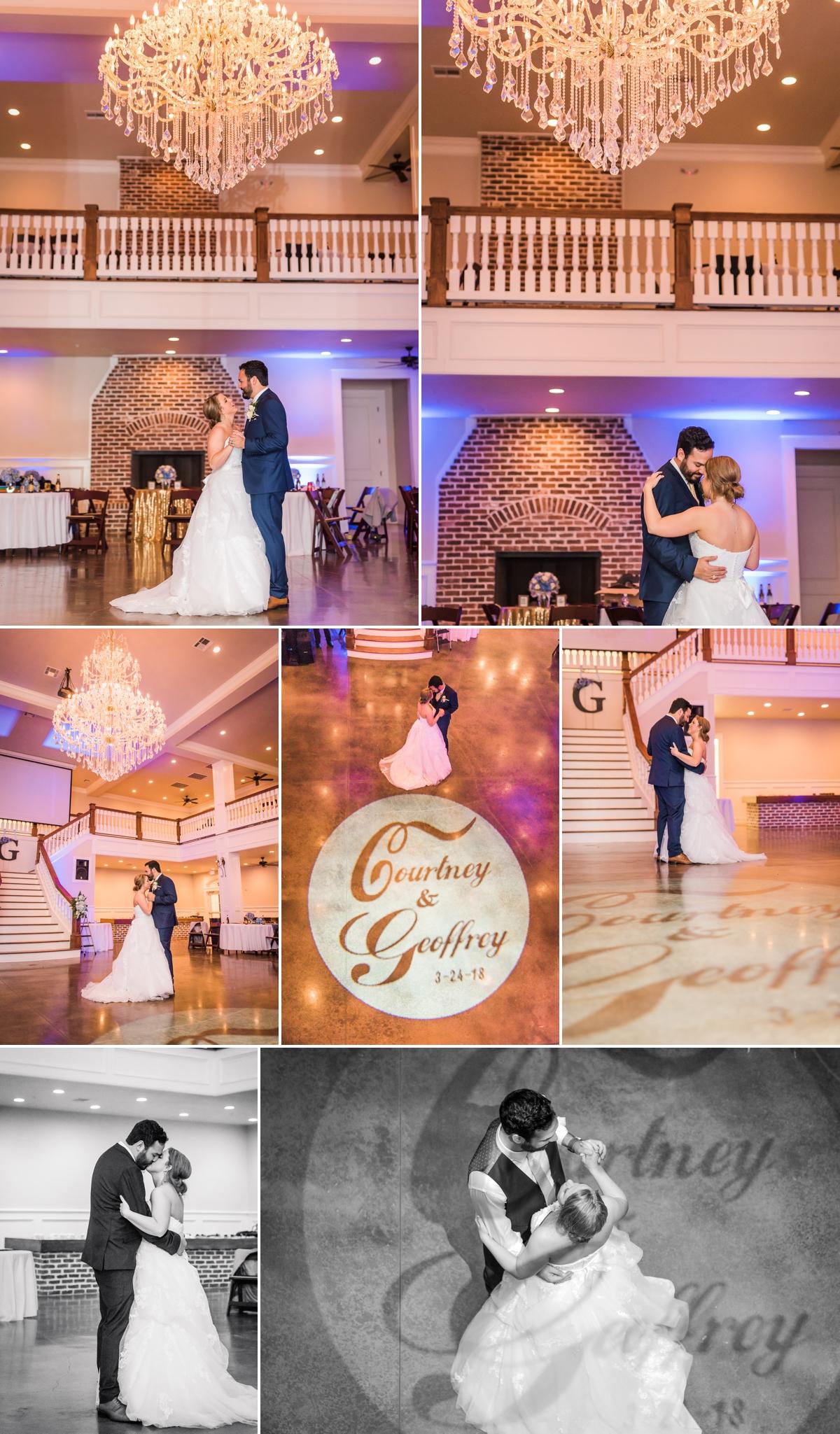 Magnolia Manor Wedding Reception Private Last Dance