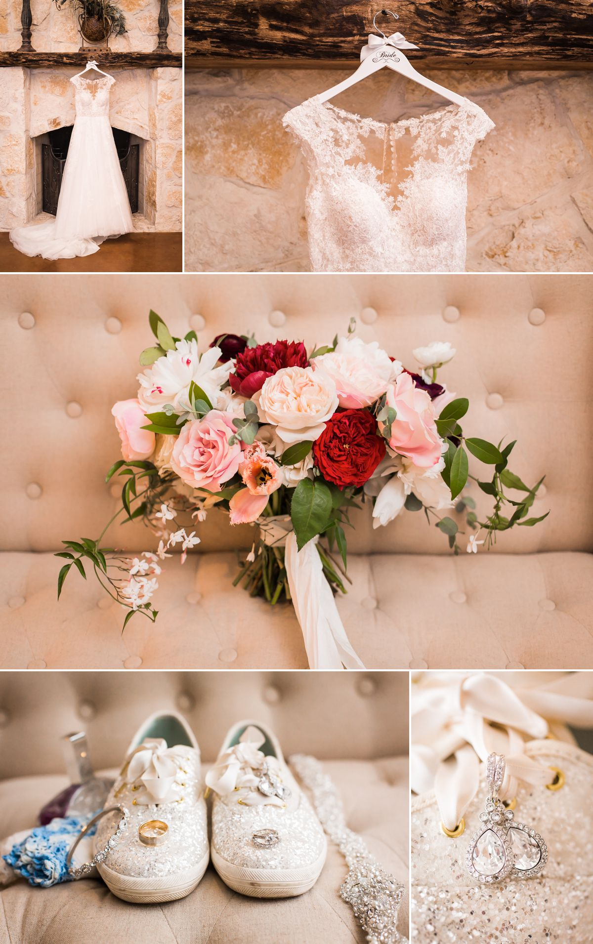 Balmorhea Wedding Dress and Details