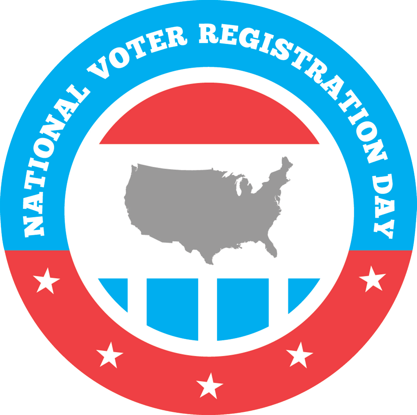 logos and graphics | national voter registration day