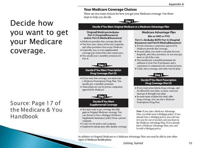 Medicare workshop helps future enrollees navigate the