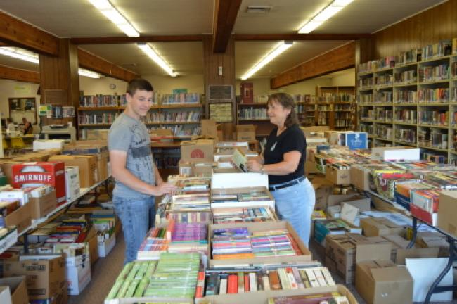 Tamaqua library hosts annual book sale | Times News Online