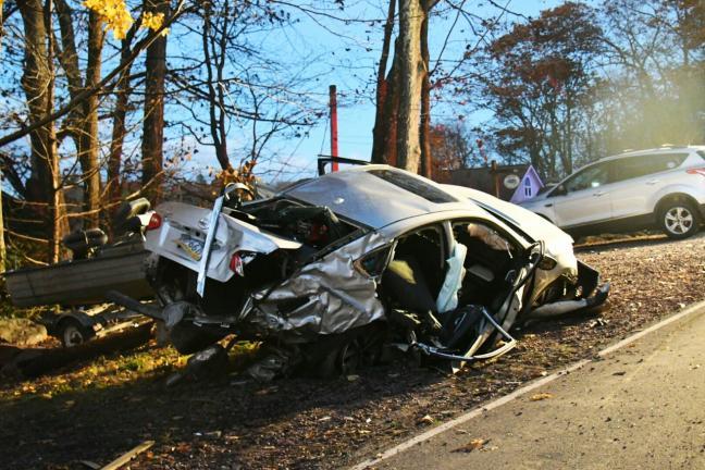 Albrightsville man identified as Lake Harmony crash victim | Times