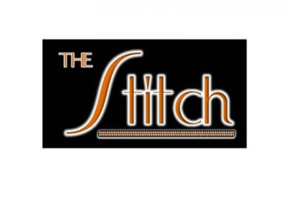 """A logo of """"The Stitch"""" performing arts floor. CONTRIBUTED PHOTO"""