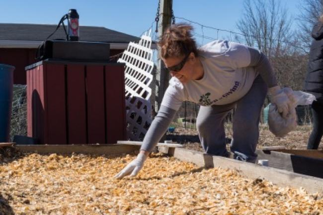 Garden of Giving helps grow a community