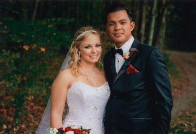 Mr. and Mrs. Joseph Salva Libid