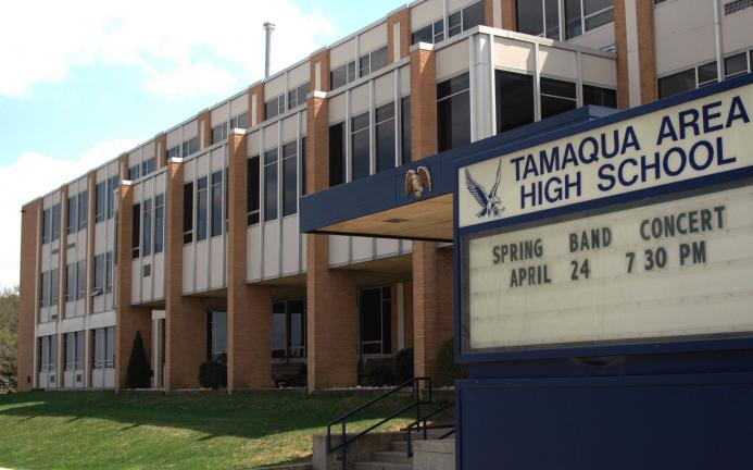 The Tamaqua Raider Foundation, a non-profit corporation formed to assist the Tamaqua Area School District, including the high school (pictured), will hold its kick-off fundraiser on Saturday, Feb. 20 at The Restaurant at The Station, Tamaqua. DONALD…