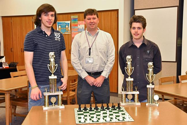 Jim Thorpe chess players rank first, second in state | Times