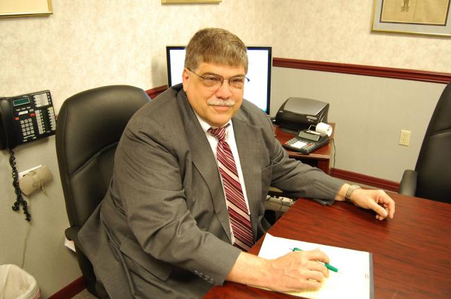 Lehighton attorney William G. Schwab was recently named a Super Lawyer for the third time. He is the first and only lawyer from Carbon County to recieve this honor.