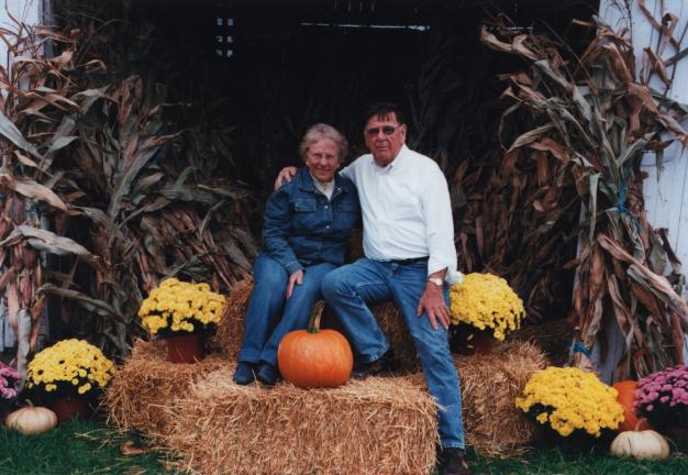 Mr. and Mrs. Sherwood Green