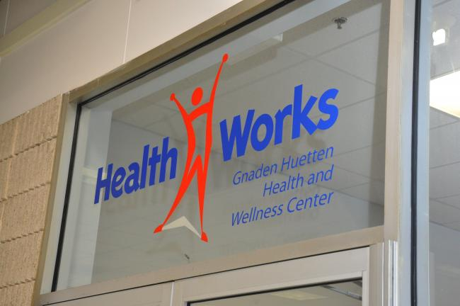 AMY MILLER/TIMES NEWS Health Works Fitness Center, located in the Carbon Plaza Mall, and owned by Blue Mountain Health System, will close its doors on Dec. 9.