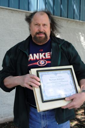 "A. J. ""Tony"" Petrucci holds a certificate of induction into the Independent Pro Wrestling Association Hall of Fame. Petrucci has a nearly 30-year career in professional wrestling, which included tours of Australia, Kuwait, Saudi Arabia, Europe, and…"