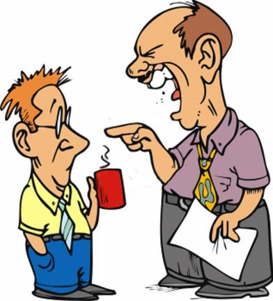 Bullies in the workplace - Intimidation doesn't end with high school graduation