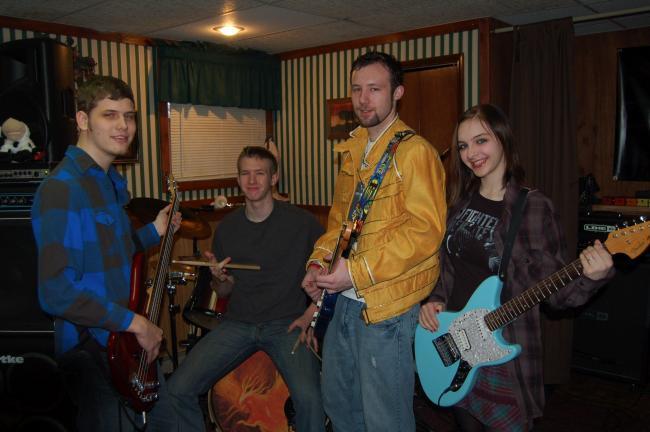 The Phoenix Bridge band members   Times News Online