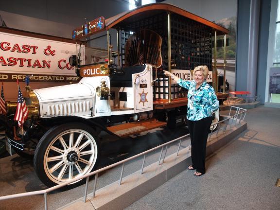 Antique Mack trucks displayed at museum   Times News Online