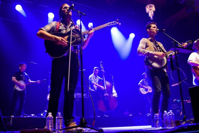 Penns Peak Old Crow Medicine Show Not Your Average Cowboys Times
